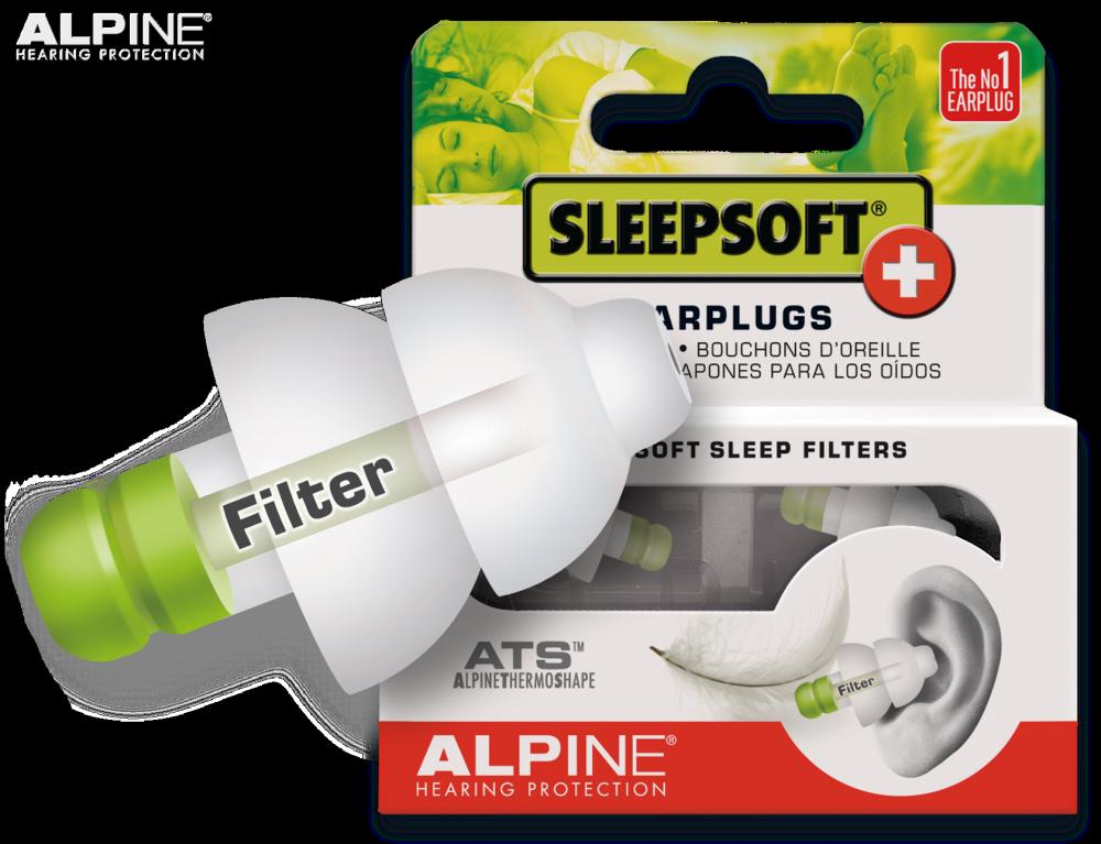 eerste blik bespaar hoge kwaliteit Alpine SleepSoft+