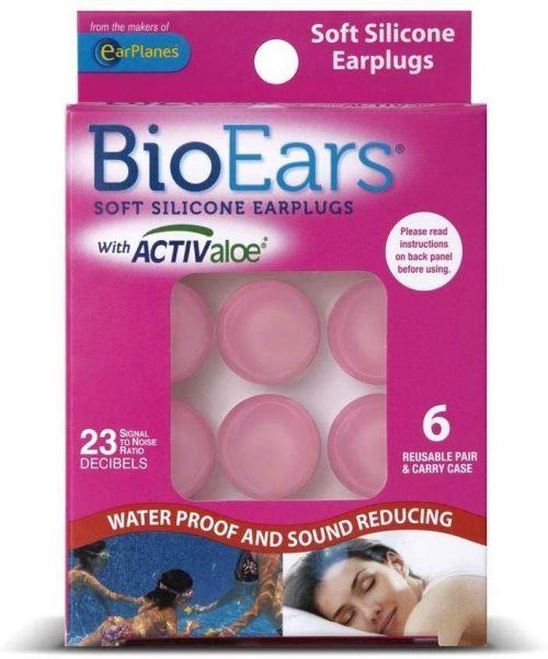 Bioears Pink 6pr